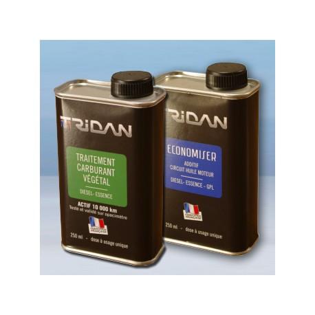 Pack Traitement Carburant Végétal 250ml + Economiser 250ml