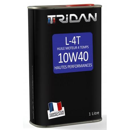 Huile TRI-DAN BLACK 10W40 1 Litre