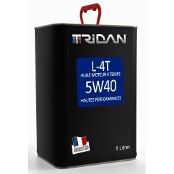 Huile TRI-DAN BLACK 5W40 5 Litres