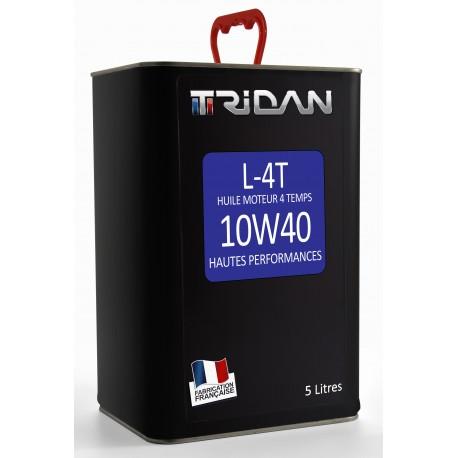 Huile TRI-DAN BLACK 10W40 5 Litres