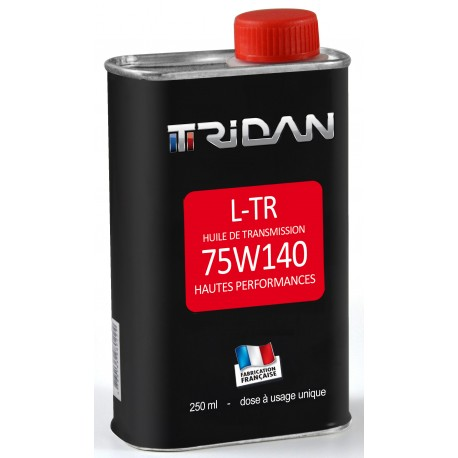 Huile TRI-DAN BLACK 75W140 1 Litre